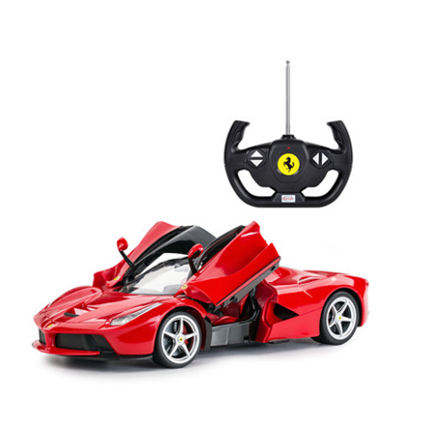 Remote control car toy for children