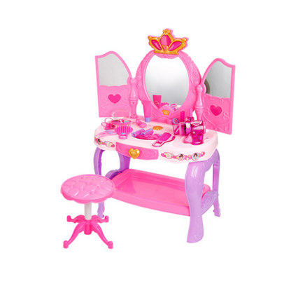 Makeup girl play house simulation toys